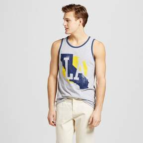 Awake Men's Los Angeles LA Republic Tank - Heather Gray