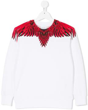 Marcelo Burlon County of Milan Kids Paz sweatshirt