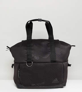 adidas Training Tote Bag In Black
