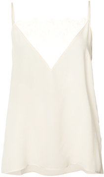 Anine Bing lace trim cami top
