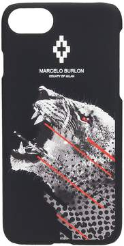 Marcelo Burlon County of Milan Sham Iphone 7 Black Cover