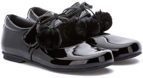 Rachel Girls' Lil Jennifer Patent Dress Shoe