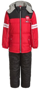 iXtreme Active Color-Block Snowsuit with Snap Pockets - Insulated (For Little Boys)