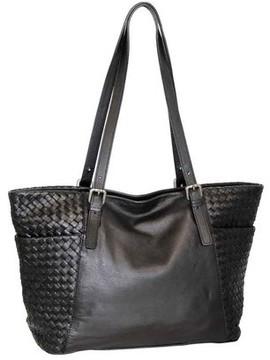 Women's Nino Bossi Hibiscus Bud Tote Handbag