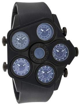 Jacob & co Jumbo Grand Five Timezone Watch