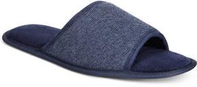 Gold Toe Men's Memory Foam Open-Toe Slippers