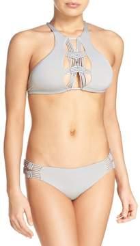 Dolce Vita Strappy Macrame Bikini Top