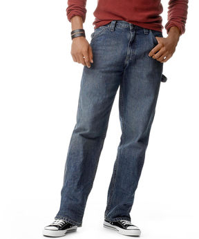 Lee Dungaree Carpenter Jeans-Big & Tall