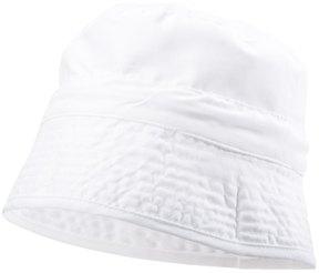 Snapper Rock Kids' White Bucket Hat (06+yrs) - 8155125