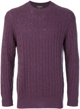 N.Peal The Thames cable knit jumper
