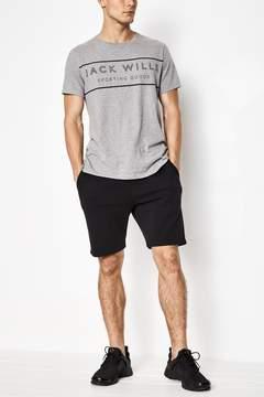 Jack Wills Tadworth Tapered Gym Sweat Shorts