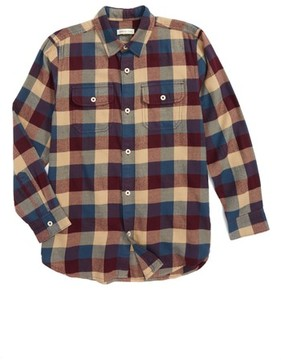 Tucker + Tate Boy's Ultrasoft Flannel Shirt