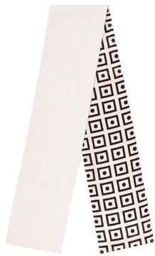 Tory Burch Silk Printed Scarf