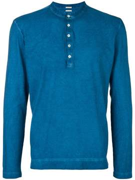 Massimo Alba long-sleeve fitted sweater