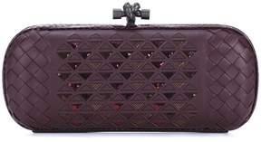 Bottega Veneta Knot box clutch
