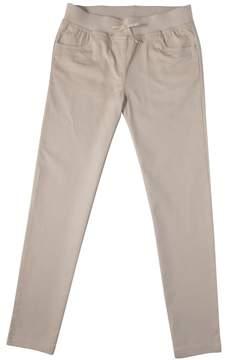 Chaps Girls 4-16 School Uniform Pull-On Skinny Pants