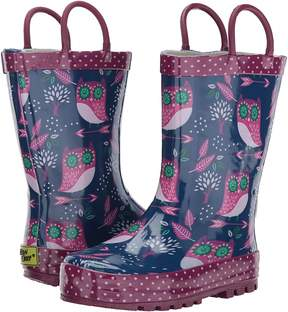 Western Chief Owl Dream Rain Boots Girls Shoes
