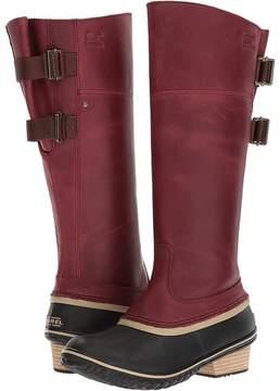 Sorel Slimpack Riding Tall II Women's Waterproof Boots