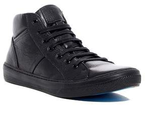 Donald J Pliner Hi-Top Leather Sneaker