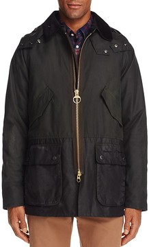 Barbour x Wood Wood Valby Waxed Jacket - 100% Exclusive