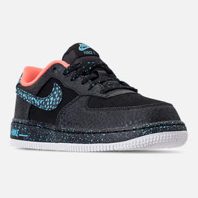 Nike Boys' Preschool Force 1 Pinnacle QS Casual Shoes