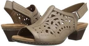 Rockport Cobb Hill Collection Cobb Hill Abbott Hi Vamp Sling Women's Sling Back Shoes
