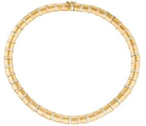 Chimento 18K Tri-Color Collar Necklace