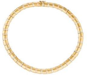 Chimento 18K Tri-Color Collar Necklace