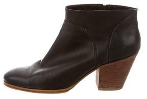 Rachel Comey Mars Leather Ankle Boots