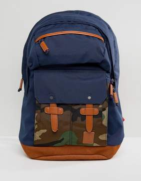 Nixon Canyon Backpack in Camo