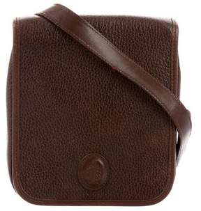 Mark Cross Small Leather Crossbody Bag
