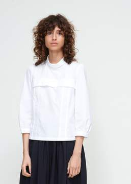 Comme des Garcons Embroidered Top