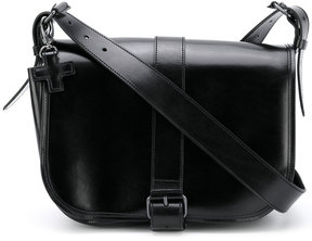 A.F.Vandevorst buckled satchel
