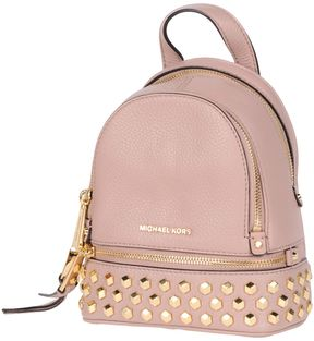 MICHAEL Michael Kors Backpacks & Fanny packs - PASTEL PINK - STYLE