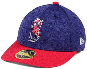 New Era Seattle Mariners Low Profile Stars & Stripes 59FIFTY Cap