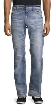 Affliction Cooper Straight-Leg Jeans