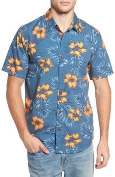 O'Neill Men's Ala Moana Floral Sport Shirt
