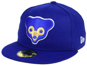 New Era Chicago Cubs Banner Patch 59FIFTY Cap