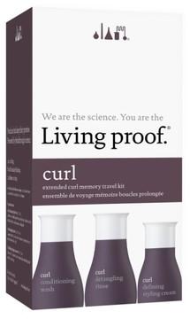 Living Proof Curl Travel Kit
