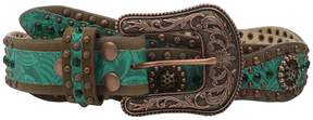Ariat Scalloped Belt Women's Belts