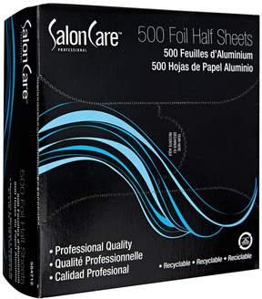 Salon Care 500 Count Foil Half Sheets