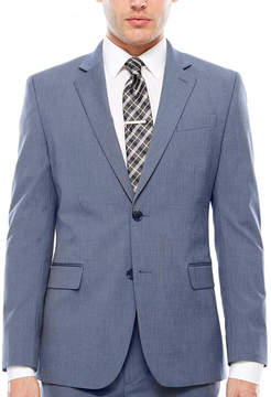 Jf J.Ferrar JF Stretch Light Blue Slim Jacket