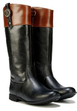 Tommy Hilfiger Kids' Andrea Nameplate Boot Toddler/Pre/Grade School