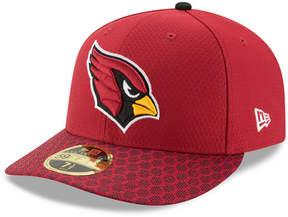 New Era Arizona Cardinals Sideline Low Profile 59FIFTY Fitted Cap
