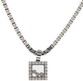 Chopard Happy Diamonds Pendant Necklace