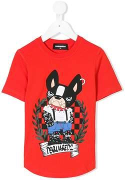 DSQUARED2 Bulldog T-shirt