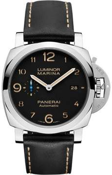 Panerai Luminor PAM01359 Stainless Steel / Leather Automatic 44mm Mens Watch