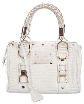 Gianni Versace Quilted Madonna Bag