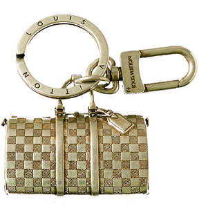 Louis Vuitton The Keepall Keyholder