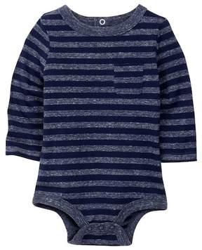 Joe Fresh Pocket Bodysuit (Baby Boys)